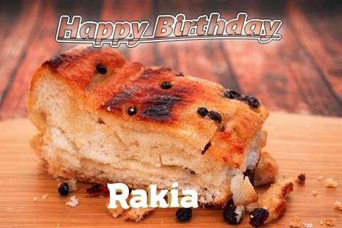 Rakia Birthday Celebration