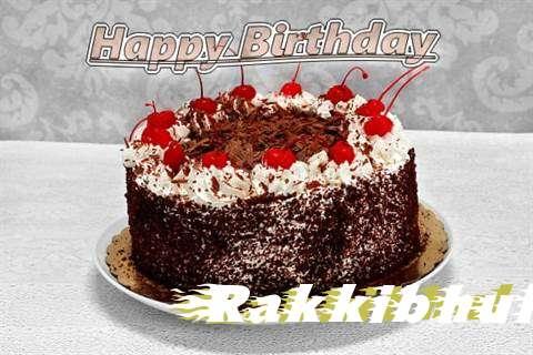 Happy Birthday Rakkibhul