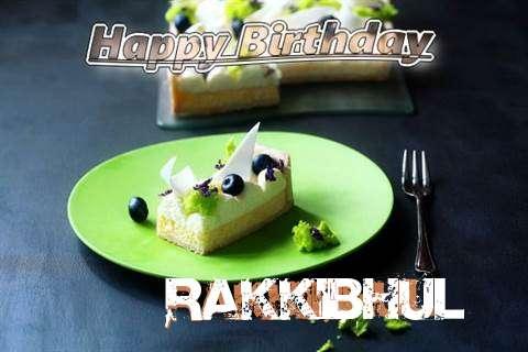 Rakkibhul Birthday Celebration