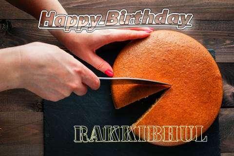 Happy Birthday to You Rakkibhul