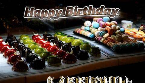 Happy Birthday Cake for Rakkibhul