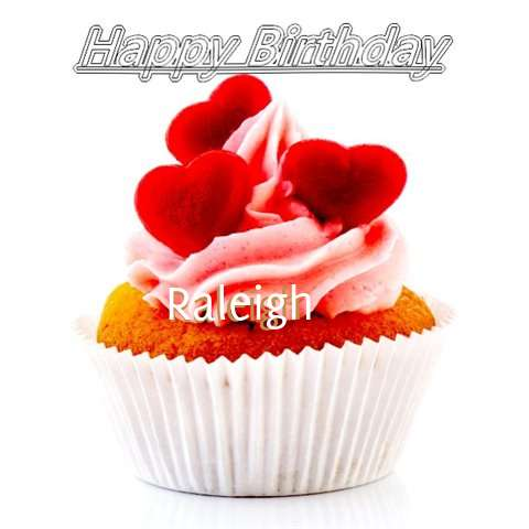 Happy Birthday Raleigh