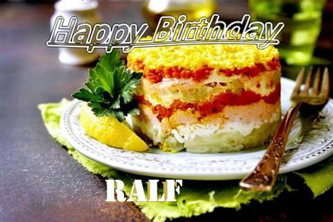 Happy Birthday to You Ralf