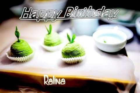 Happy Birthday Wishes for Ralina