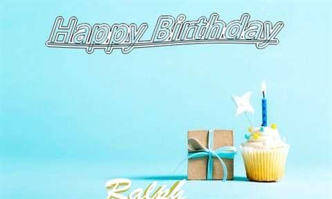 Happy Birthday Cake for Ralph
