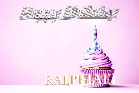 Happy Birthday to You Ralphael