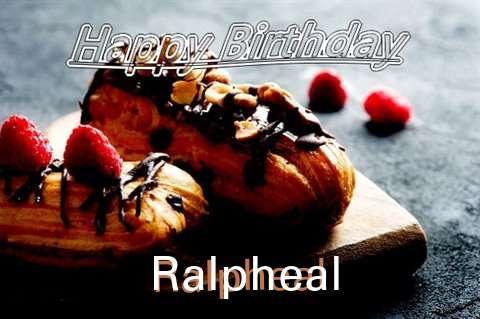 Happy Birthday Ralpheal