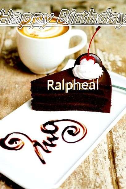 Ralpheal Birthday Celebration