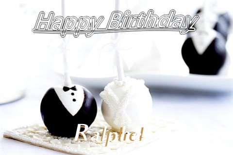 Happy Birthday Ralphel