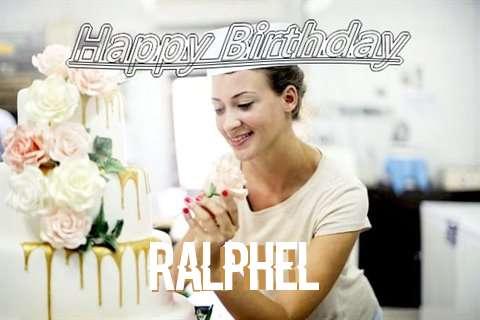 Ralphel Birthday Celebration