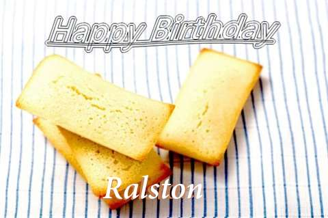 Ralston Birthday Celebration