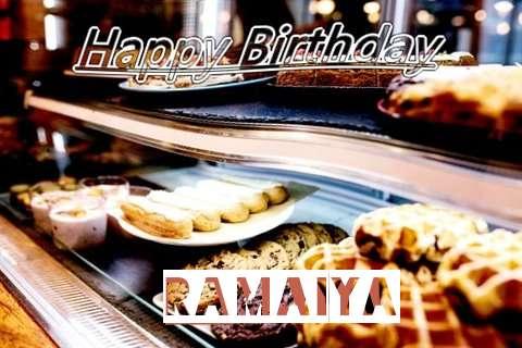 Birthday Images for Ramaiya
