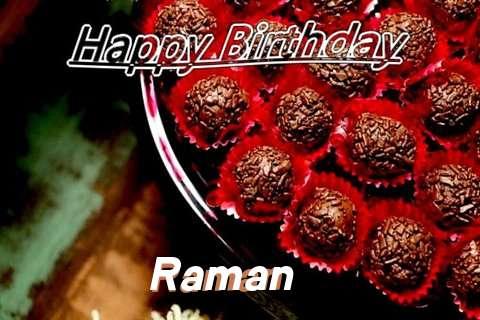 Wish Raman