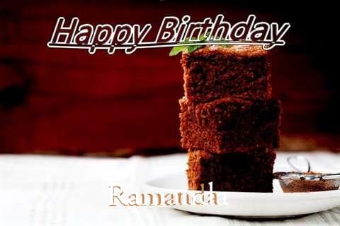 Birthday Images for Ramanda