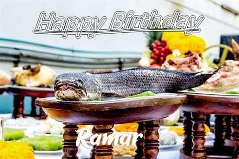 Ramar Birthday Celebration