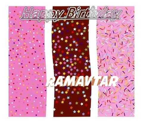Happy Birthday Wishes for Ramavtar