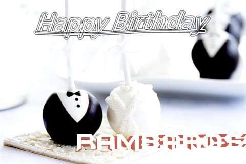 Happy Birthday Rambarose