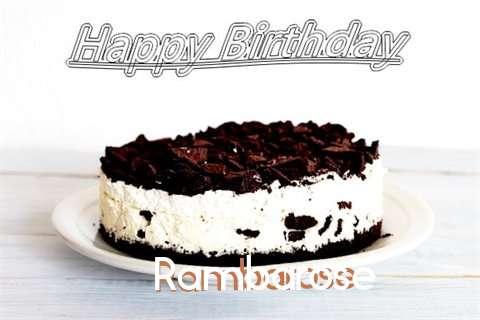 Wish Rambarose