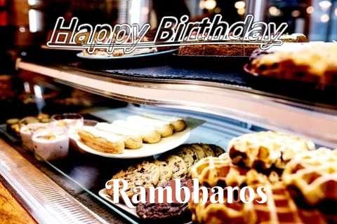 Birthday Images for Rambharos