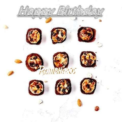 Rambharos Cakes