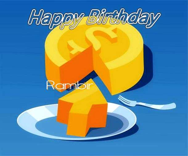 Rambir Birthday Celebration