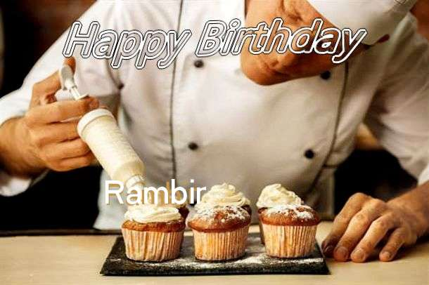 Wish Rambir