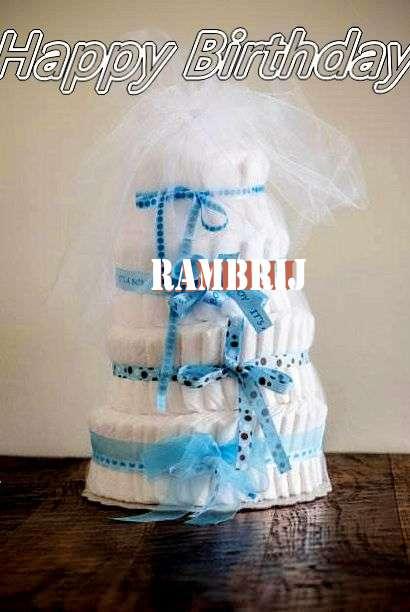 Wish Rambrij