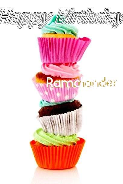 Happy Birthday to You Ramchander