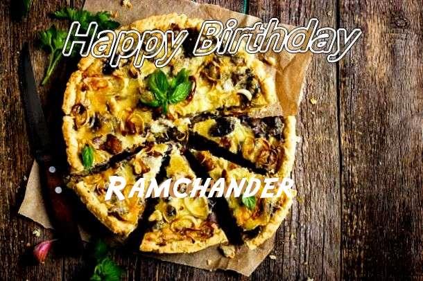 Ramchander Cakes
