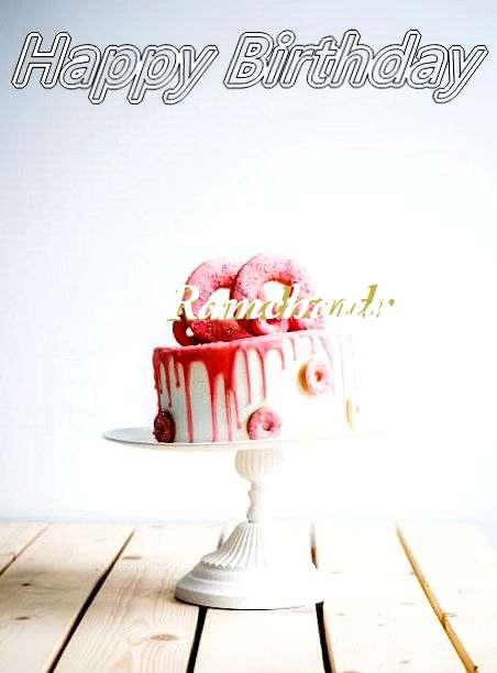 Happy Birthday Ramchandr
