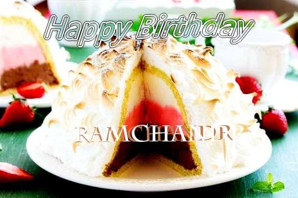 Happy Birthday to You Ramchandr
