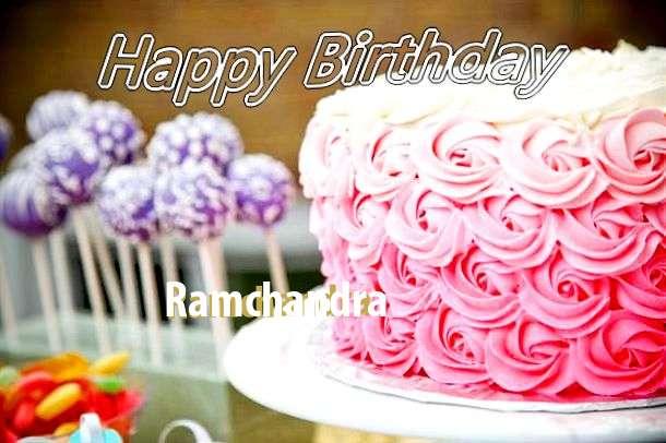 Happy Birthday Ramchandra