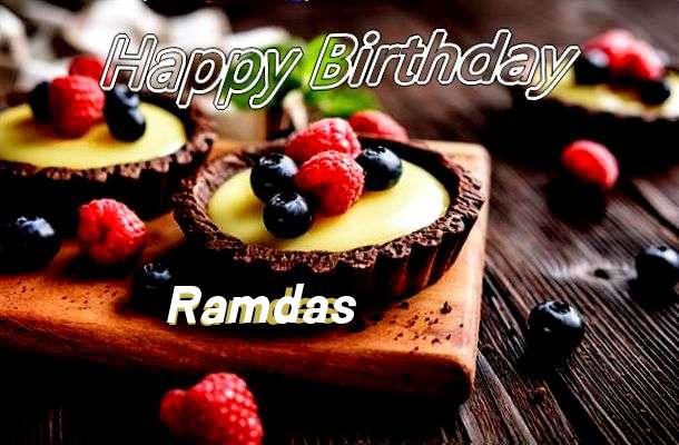 Happy Birthday to You Ramdas