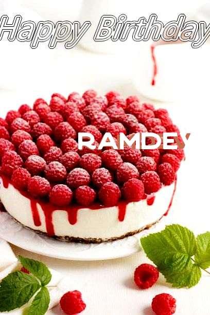 Ramdev Cakes