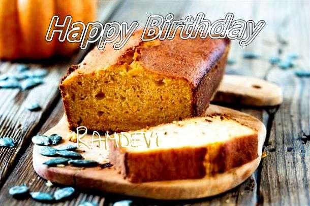 Birthday Images for Ramdevi