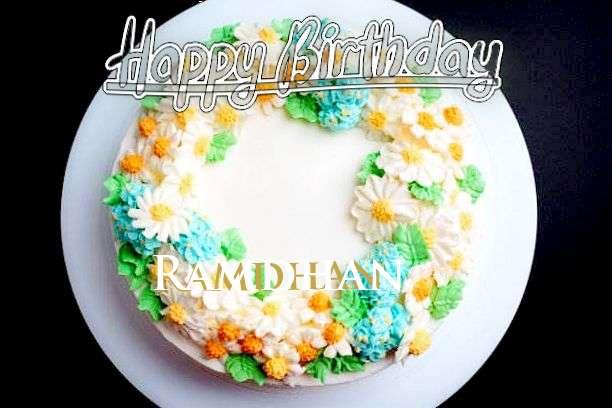 Ramdhan Birthday Celebration
