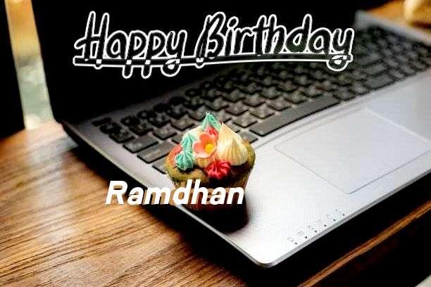 Happy Birthday Wishes for Ramdhan
