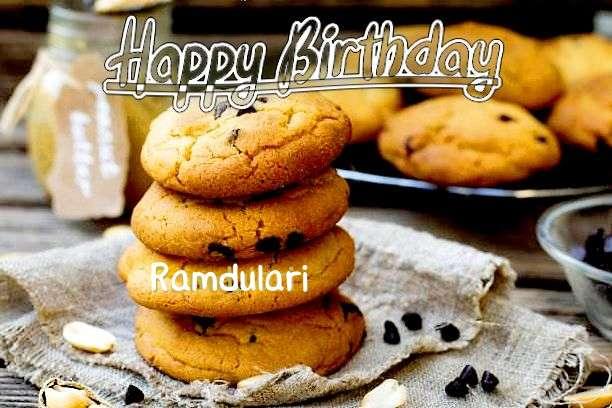 Wish Ramdulari