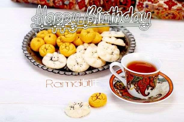 Wish Ramdutt