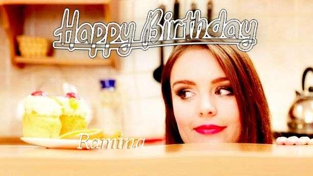 Birthday Images for Ramina