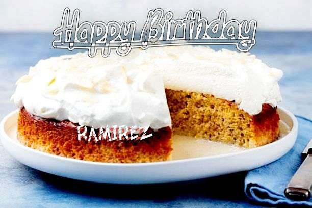Birthday Wishes with Images of Ramirez