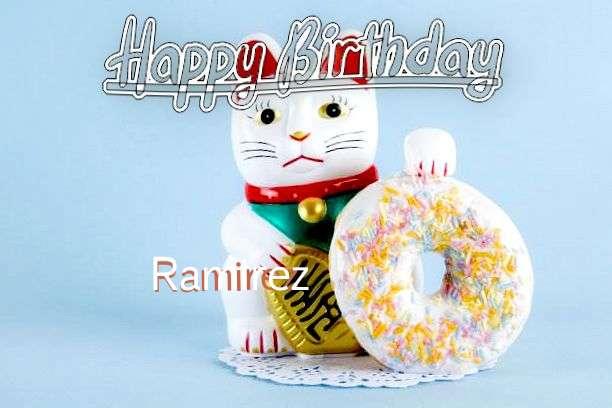 Wish Ramirez