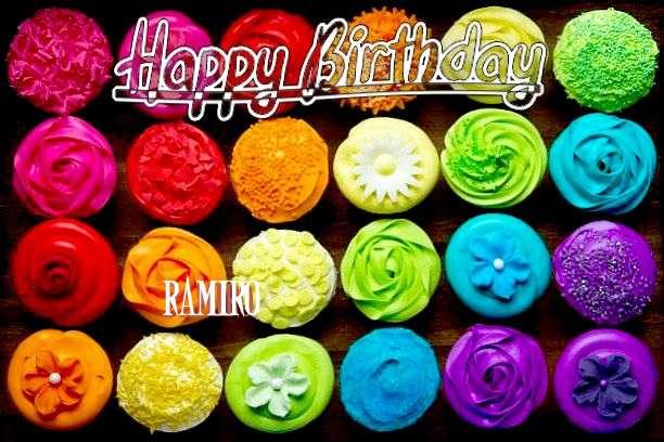 Happy Birthday to You Ramiro