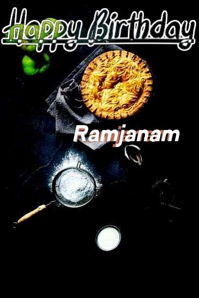 Happy Birthday Ramjanam