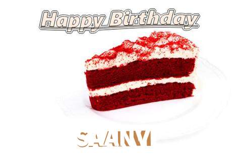 Birthday Images for Saanvi