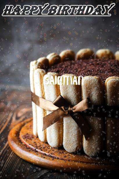 Saieman Birthday Celebration