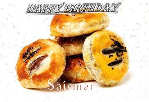 Happy Birthday to You Saieman