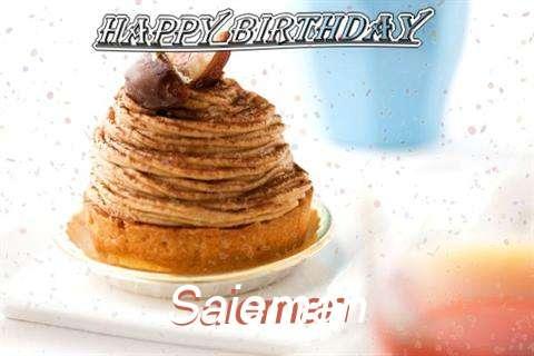 Wish Saieman