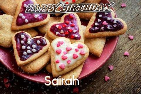 Sairah Birthday Celebration