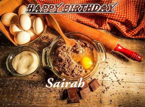 Wish Sairah